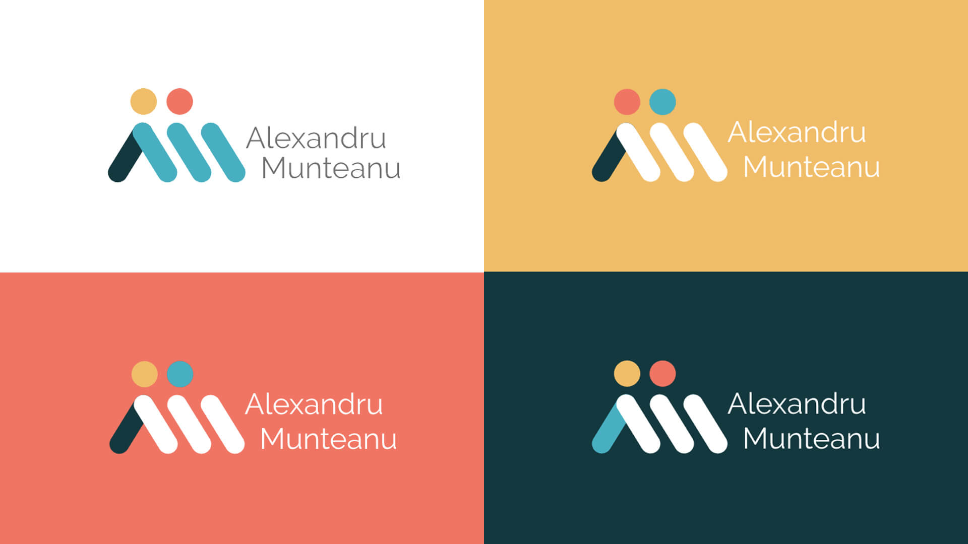 Color variants of the new brand